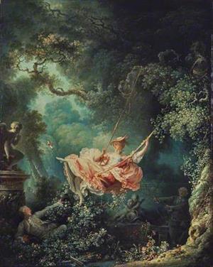Galería de Obras de Jean-Honoré Fragonard (BBC)