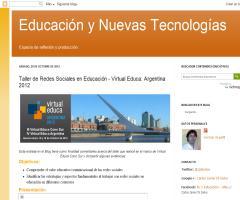 Taller de Redes Sociales en Educación - Virtual Educa: Argentina 2012