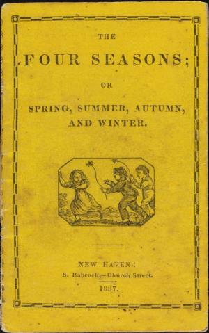 The four seasons or Spring, summer, autumn, and winter (International Children's Digital Library)