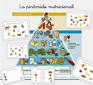 Fichas alimentación niños en primaria