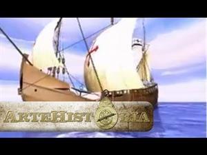 El primer viaje de Cristobal Colón