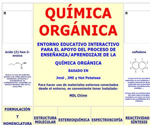 Química de Bachillerato: Ejercicios de formulación orgánica