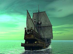 Canción del Pirata. José de Espronceda (Literatura Sonora)