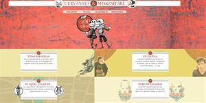 Cervantes & Shakespeare. Especial de Elmundo