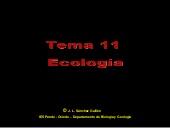 Energía en los ecosistemas. Ecología (BIOGEO-OV)