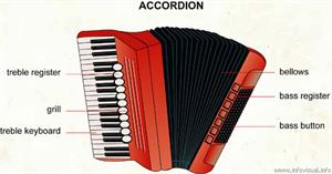 Accordion  (Visual Dictionary)