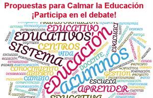 Propuestas para Calmar la Educación (CalmarEdu). Asociación Educación Abierta
