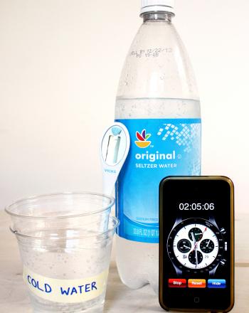Carbonation in Soda