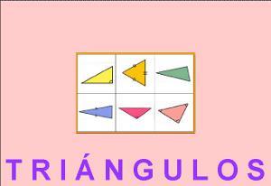 Los triángulos: 3º y 4º ESO