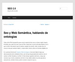Seo y Web Semántica, hablando de ontologías