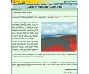 La energía interna del planeta (Proyecto Biosfera)