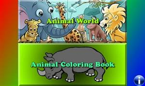 El mundo de los animales. Aplicación educativa (Google Play)