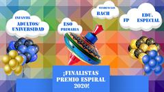 FINALISTAS PREMIO ESPIRAL 2020