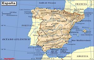 Atlas mundial bilingüe (español, inglés)