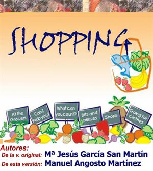 Shopping, unidad didáctica de inglés 3º ESO (Cidead)