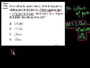 Más problemas escritos (Khan Academy Español)