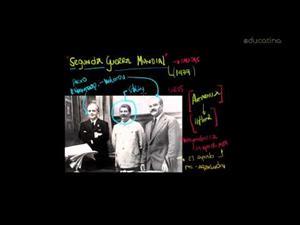 Video aclaración segunda guerra mundial