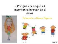 Actividad 2.1 Entrevista a un docente innovador- Alicia Jaén Bielsa