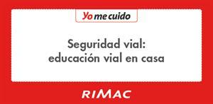Seguridad vial: educación vial (PerúEduca)