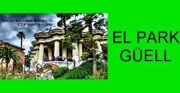 Gaudí i el Parc Güell (ZIP de actividades Jclic)