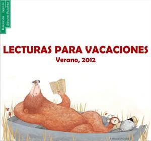 Lecturas para vacaciones. Verano 2012. Fundación Germán Sánchez Ruipérez