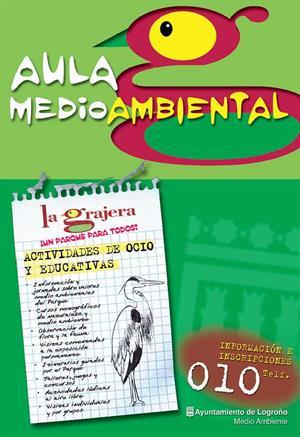 Educación medioambiental. Aula didáctica de La Grajera (Logroño-La Rioja)