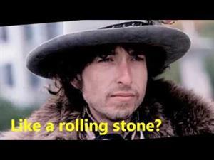 Like a Rolling Stone, la poesía del nuevo Nobel de Literatura: Bob Dylan