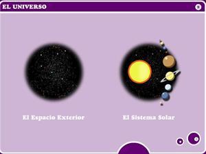 Universo y Sistema solar por Daniel Bartolomé Cuéllar