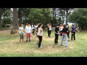 Good Old Days, danza de USA -Escuela Oficial de Tiempo Libre, Santander 2011-