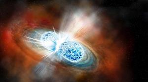 Ondas Gravitacionales del choque de estrellas de Neutrones (National Geographic)