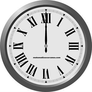 Acertijo del reloj que se retrasa