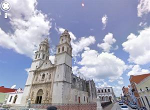 Ciudad histórica fortificada de Campeche