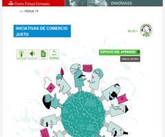 Iniciativas de comercio justo. En sintonía con el español (Centro Virtual Cervantes)