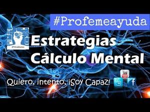 Estrategias de calculo mental para la suma (parte 2)