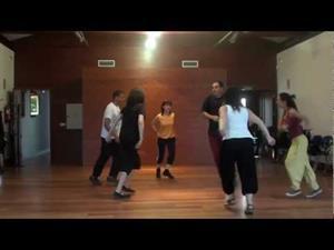 Sade Prachim, danza de Israel -Curso de Fernando Polanco Uyá, Maoño (Cantabria) 2012-