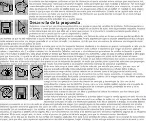 Códigos para almacenar imágenes