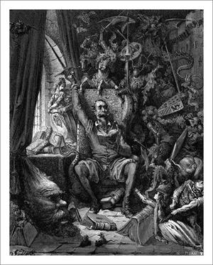 De los consejos segundos que dio don Quijote a Sancho Panza. Miguel de Cervantes (Literatura Sonora)