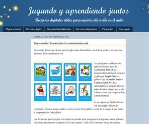 Pictosonidos: Potenciando la comunicación oral