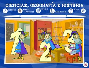 Proyecto alquimia. Recursos de ciencias, geografía e historia