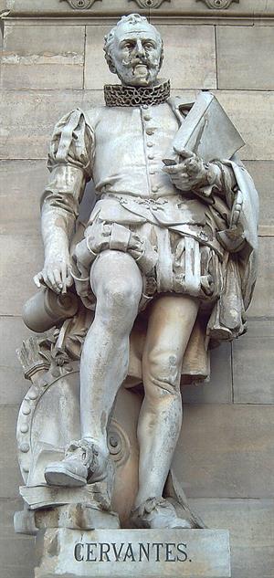 Miguel de Cervantes (IES San Clemente)