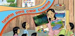 Tarjetas para crear cuentos (PerúEduca)