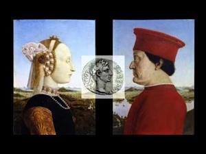 Piero della Francesca, Retratos del duque y duquesa de Urbino