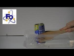 Experimento de Física: Implosión