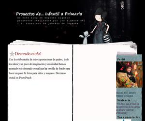 Proyectos de... Infantil a Primaria (Blog Educativo de Educación Infantil)