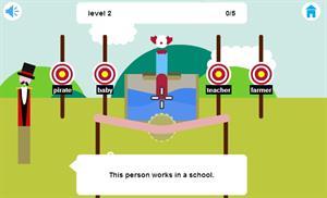 Funland: classic fairground games to practise English language (Cambridge English)