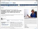 """Elisabeth Cardis: """"Los niños son más sensibles a las radiaciones que los adultos"""" - La Vanguardia"""