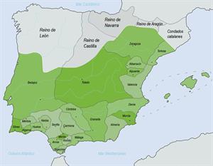 Al-Ándalus: Los reinos de Taifas