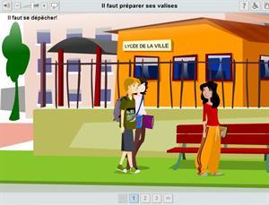 Il faut préparer ses valises (Obligación en francés)