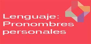 Los pronombres personales (PerúEduca)