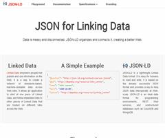 JSON for Linking Data